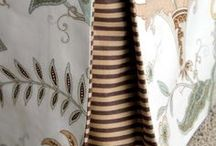 CURTAINS/DRAPES & MORE / by Dyana Perches