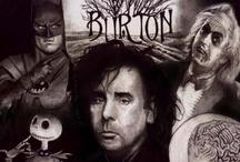Tim Burton / by Taysha Waltman