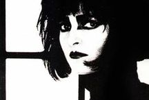 Siouxsie / The incomparable Siouxsie Sioux, Banshees and other Creatures. / by Bran Dean