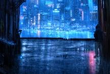 Dystopian / Future Noir / Cyberpunk / Post-Apocalyptic / Sci-Fi / by Bran Dean