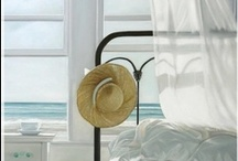 Beachy Bedroom Love / Come pick your beachy bedroom! / by Mary Joan Venesco