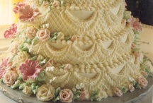 Wedding Cake / Gorgeous wedding cakes with exquisite detail fit for a fairy princess! / by Forever & Always