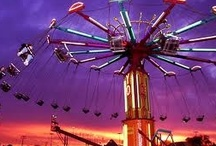 CARNIVAL, FAIRS, RIDES OH MY  / by Michelle Guth