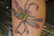Tattoos & Piercings / by Elle Ehin