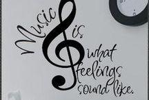 Music! / by Sandy Gaskill