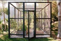 Kasvihuone, Green house / by Karolinan Puutarha