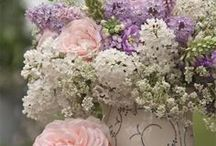 florals / by mary brei