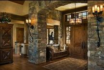 Home - Entry Ways & Mud Rooms / Home inspirations for entry ways and mud rooms / by lynda wiggins