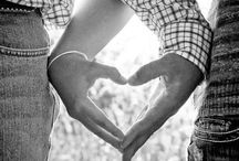Engagement and Wedding / by Danielle Hoppe