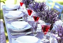 Easy Tablescapes / by Kelley Copeland