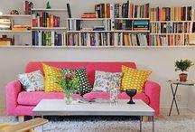 DECO + = IDEAS ® / Ver lo bello, las ideas los colores y soñar con hacerlo .... algún día no ?  / by Marcela Fajardo