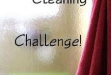 Cleaning / by Deanna Reinhardt Beardslee
