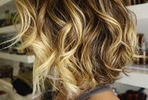 Blonde hair styles / by annie denise