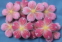 Cookies...Floral / Cookies with flower designs / by Sue Evans