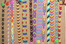 Friendship Bracelets / by Kimberly Reynolds