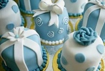 Let Them Eat Cake! / Very fun looking cakes and cupcakes and great ideas for different themed parties and such / by Shanae George