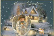 Merry Christmas / by Diane (Kopera) Tibbott