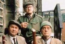 """""""Last Of The Summer Wine"""" TV Series / by Gwen Haag"""