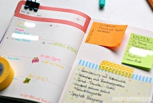 Notizen, Tagebuch + Scrapbooking / by a.liZ.a