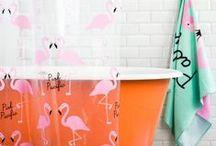 Projekt: Bad verschönern / wir haben ein eigentlich kleines, dunkles, hässiges, Bad OHNE Fenster (was das schlimmste ist) zur Miete + brauchen ein schöneres Bad mit hellen Farben und freundliches Erscheinungsbild. / by a.liZ.a