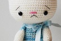 crochet bébé / by Alice Touchaleaume