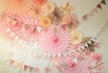 Partay! / Party Decor Ideas / by Maryellen