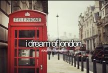 I Dream of London / by Lydia Ness