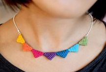 NECKLACES / by Dietra Tibbs