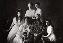 The Romanovs / by Paul Francis