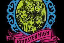 Monster high / by Bella Peaslee