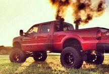Truck yeah / Truck heaven!! / by Claire Beecher