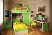 Room ideas / by Jasmine Freeman