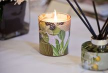 Reed Diffuser & Candle / by Nathas