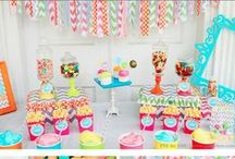 Party Ideas  / by Brittany Little--CA Crafting