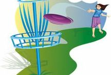 Disc Golf / by Andrea Mielke Schroer
