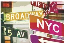 NEW YORK GIRL / by Kim Maria Lodato  ˛ • ° ˛˚˛ *•。★˚ ˚