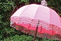 Parasols and Umbrellas / by Cheryl Roventini