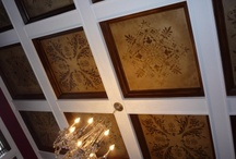 Ceilings / by Cathy Chervanick