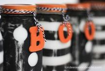 Halloween and Spooky Stuff  / by Brittany Little--CA Crafting