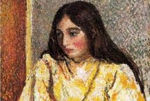 Artist: Pissarro / by Laurie Mullikin