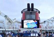 Disney Cruise  / by Kristina Klausser