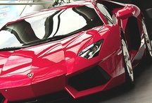 Hot Cars / Speed, handling, and style - the trinity of what men want in a car. / by Michael Viart