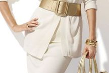 women's fashion / by izabella szuromi