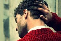 Haircuts for men / by izabella szuromi