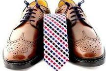 men's shoes, bags & accessories / by izabella szuromi