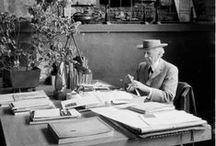 Frank Lloyd Wright / by Apal