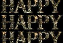 Happy, Happy, Happy... / by Saskia Sassy Smith
