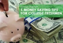 "Money Matters / Don't want to live exclusively on Ramen noodles and ketchup? Become a master of the ""college-kid"" budget, and you'll always have some cash for a late night taco run.  / by Oakland University Housing"