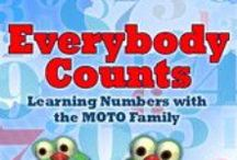 MOTO / New RtI Digital Series for K-2! / by NCTM - National Council of Teachers of Mathematics
