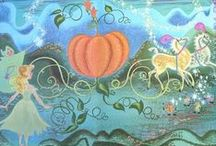 """Disney Princess  / """"The first thing you need is a pumpkin"""" --Fairy Godmother / by Alyse Widman"""